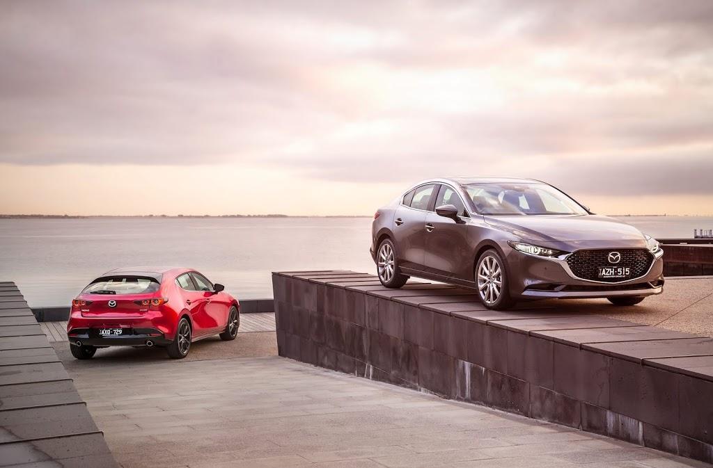 Mazda 3 dostane turbomotor vkombinaci spohonem všech čtyř kol. Chystá se návrat MPS?