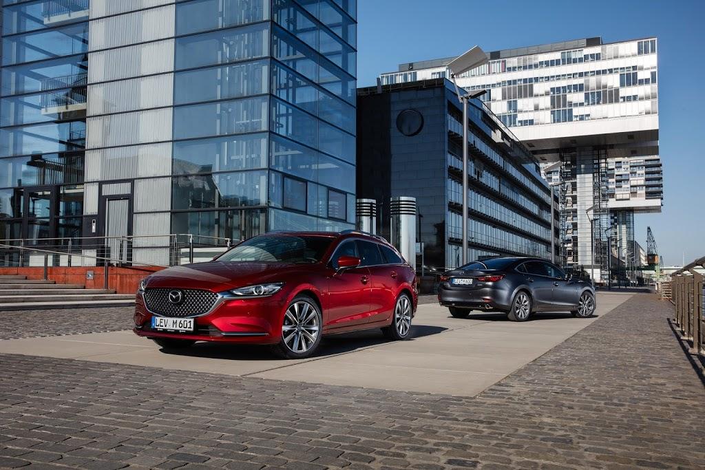 Mazda mění politiku dieselových motorů, vEvropě končí naftová 6 a vUSA naopak začíná